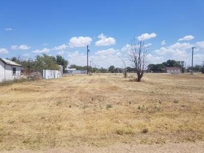 Lubbock County Residential Lots & Land For Sale: 630 S Collins Street