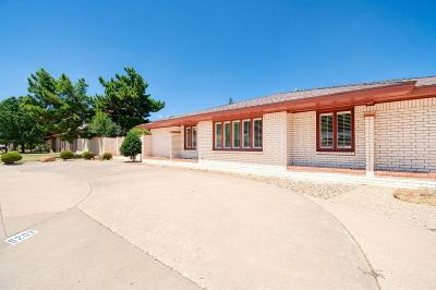Lubbock Single Family Home For Sale: 5202 20th Street