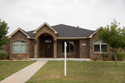 Lubbock Single Family Home For Sale: 3812 134th Street