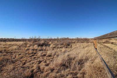 Lubbock County Residential Lots & Land For Sale: 3102 Farm Road 597