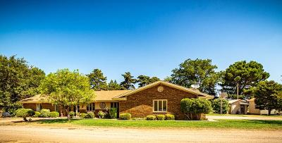 Lubbock Single Family Home For Sale: 1502 N County Road 3100