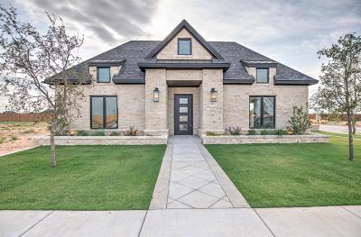 Lubbock Single Family Home For Sale: 13813 Quinton Avenue