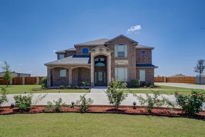 Lubbock TX Single Family Home For Sale: $449,000