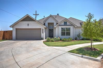 Lubbock Single Family Home For Sale: 12201 Joliet Avenue