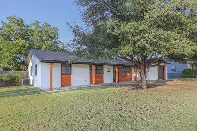 Lubbock Single Family Home Under Contract: 5207 47th Street
