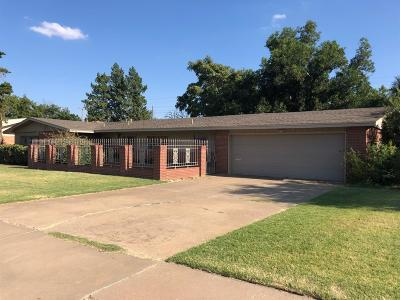 Lubbock Single Family Home For Sale: 2513 58th Street