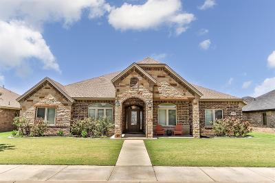 Lubbock Single Family Home For Sale: 11004 Granby Avenue