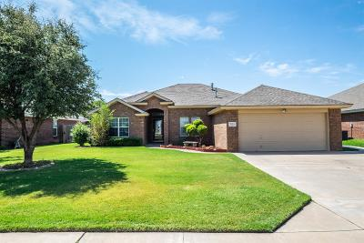 Lubbock Single Family Home For Sale: 7525 84th Street