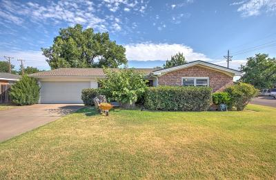 Lubbock Single Family Home For Sale: 2302 53rd Street