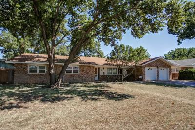 Single Family Home For Sale: 3211 53rd Street