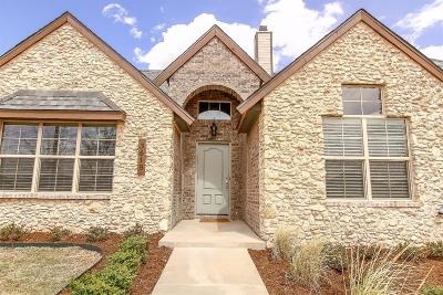 Lubbock Single Family Home For Sale: 3618 133rd Street