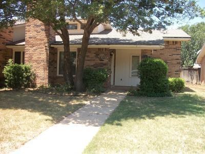 Lubbock Rental For Rent: 105 N Troy Avenue