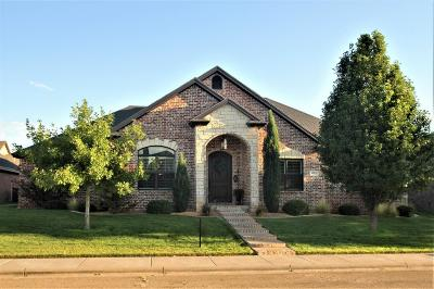 Lubbock TX Single Family Home For Sale: $305,000