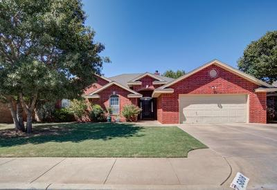 Single Family Home For Sale: 5806 95th Street