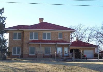 Littlefield Single Family Home For Sale: 2690 Us Highway 385