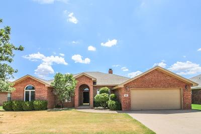 Wolfforth Single Family Home Contingent: 305 Longhorn Boulevard
