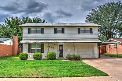 Lubbock Rental For Rent: 5503 17th Street