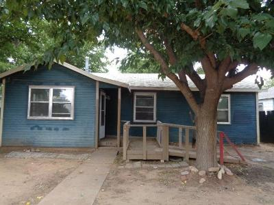 Lubbock Single Family Home For Sale: 2712 Emory Street