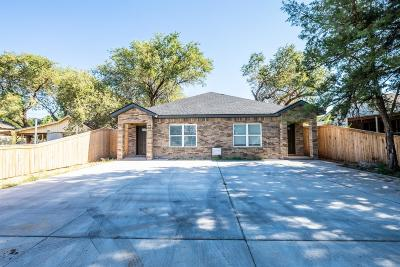Lubbock Multi Family Home For Sale: 2311 20th Street