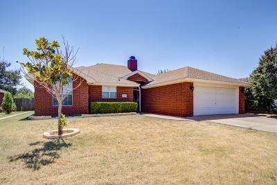 Lubbock Single Family Home For Sale: 1913 76th Street