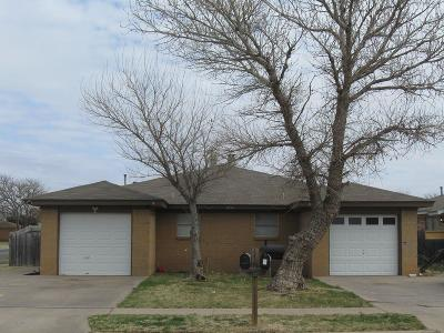 Lubbock Rental For Rent: 7501 Ave W