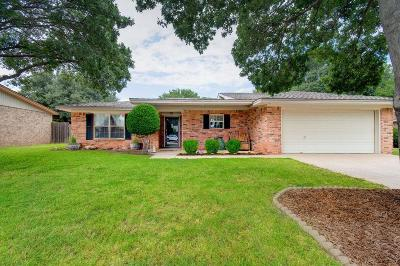 Lubbock Single Family Home For Sale: 5510 73rd Street