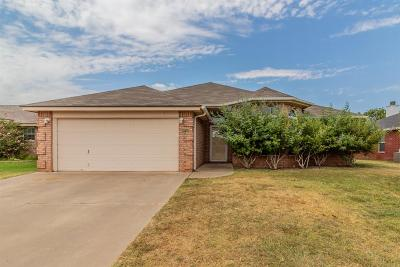 Lubbock Single Family Home For Sale: 6710 7th Street