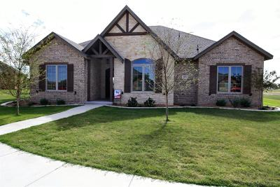 Lubbock County Single Family Home For Sale: 9505 Private Road 6660