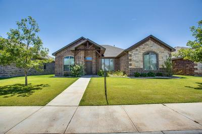 Lubbock Single Family Home For Sale: 6215 94th Street