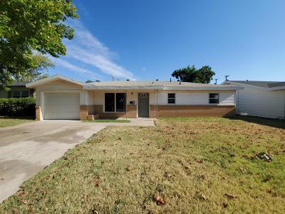 Lubbock Single Family Home For Sale: 4314 29th Street