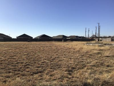 Lubbock County Residential Lots & Land For Sale: 2405 Cypress Road