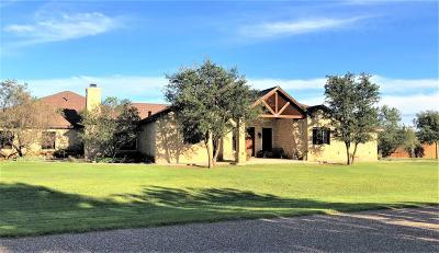 Shallowater Single Family Home Under Contract: 808 Ave R