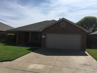 Lubbock Single Family Home For Sale: 1015 Prospect Avenue