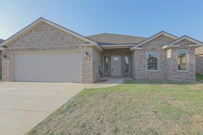 Lubbock Single Family Home For Sale: 6961 23rd Street