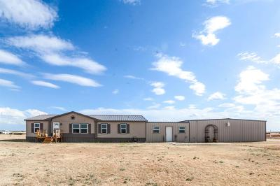 Single Family Home For Sale: 11603 Farm Road 1585
