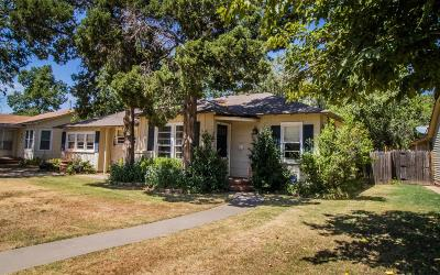 Single Family Home For Sale: 2716 29th Street