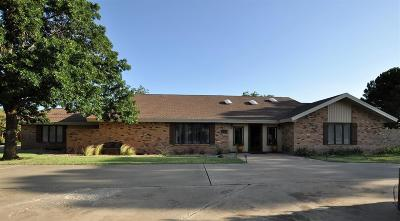 Levelland TX Single Family Home For Sale: $369,900