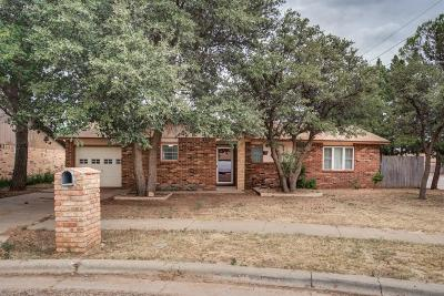 Lubbock Single Family Home For Sale: 602 N Durant Avenue