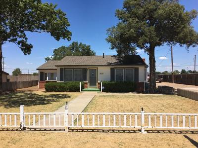 Lubbock County Single Family Home For Sale: 915 E Kent Street