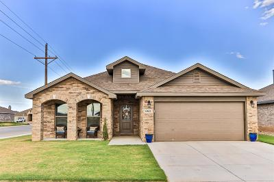 Lubbock Single Family Home For Sale: 13622 Ave W