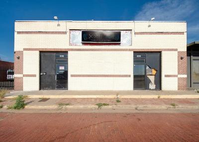 Lubbock County Commercial For Sale: 2216 Buddy Holly Avenue