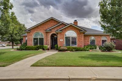 Lubbock TX Single Family Home Under Contract: $219,950