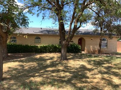 Lubbock Single Family Home For Sale: 5318 County Road 7330