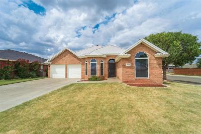 Lubbock County Single Family Home For Sale: 2802 88th Street