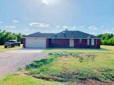 Lubbock Single Family Home For Sale: 208 Farm Road 1729