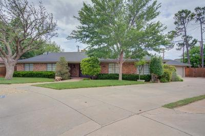 Lubbock Single Family Home For Sale: 5323 20th Street