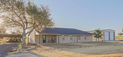 Slaton Single Family Home For Sale: 18603 County Road 3400