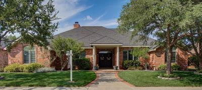 Lubbock Single Family Home For Sale: 4812 105th Street