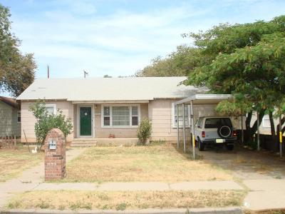 Single Family Home Under Contract: 1504 32nd Street