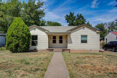 Single Family Home Under Contract: 3606 30th Street